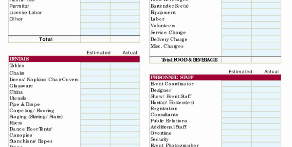 Party Planning Spreadsheet Template Elegant Event Plan Template Within Event Planning Spreadsheet Template