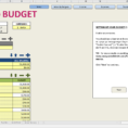 Premium Excel Budget Template   Savvy Spreadsheets With Monthly Budget Planner Excel Free Monthly Budget Planner Excel Free Example of Spreadshee Example of Spreadshee monthly budget planner excel free