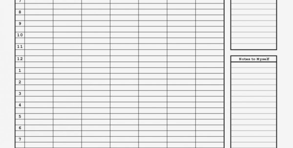Printable Schedule Template Weekly 01 2 Recent But Work For Employee With Printable Employee Schedule Templates