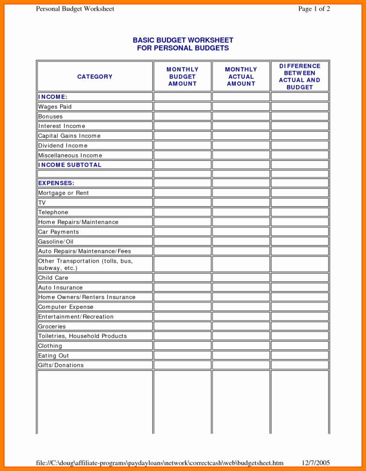 Printable Wedding Budget Spreadsheet Awesome Printable Wedding Bud With Wedding Budget Spreadsheet