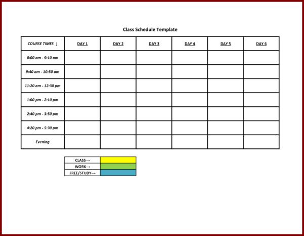 Printable Weekly Employee Schedule Template #1061750  Printable Myscres For Printable Employee Schedule Templates