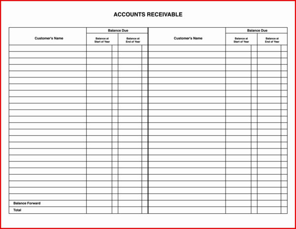 Probate Accounting Template Excel Beautiful Probate Accounting Within Accounting Templates Excel Worksheets