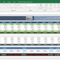 Profit And Loss Statement Template Free Excel Spreadsheet For P&l In P&l Spreadsheet Template