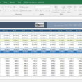 Profit And Loss Statement Template - Free Excel Spreadsheet intended for Profit And Loss Spreadsheet Template