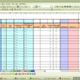 Profit Loss Account Format In Excel And Statement Spreadsheet In Profit Loss Spreadsheet Template Free