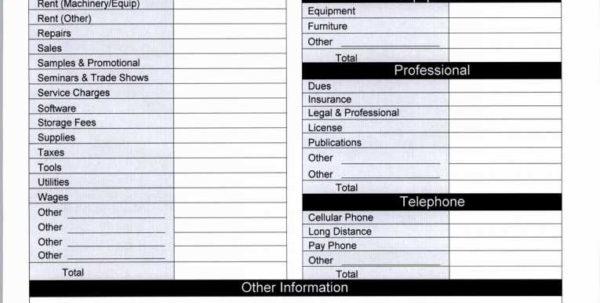 Profit Loss Statement Template Self Employed Self Employed Expense To Self Employed Expenses Spreadsheet Template Self Employed Expenses Spreadsheet Template Example of Spreadsheet
