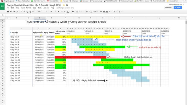 Project Management Google Sheets Task Manager Youtube Maxresdefault Inside Project Management Google Sheet