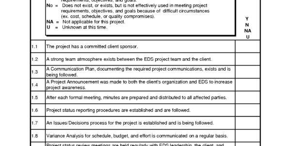 Project Management Meeting Agenda Template Project Management Intended For Project Management Meeting Templates
