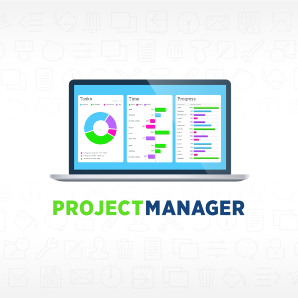 Project Management Templates   Projectmanager To Project Management Reporting Templates