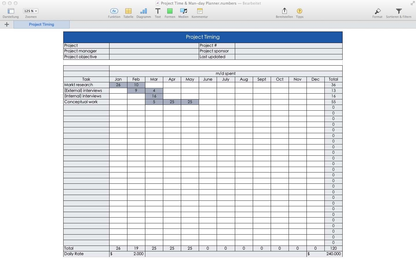 Project Management Timeline Template For Mac   Projectspyral For Project Management Templates Mac