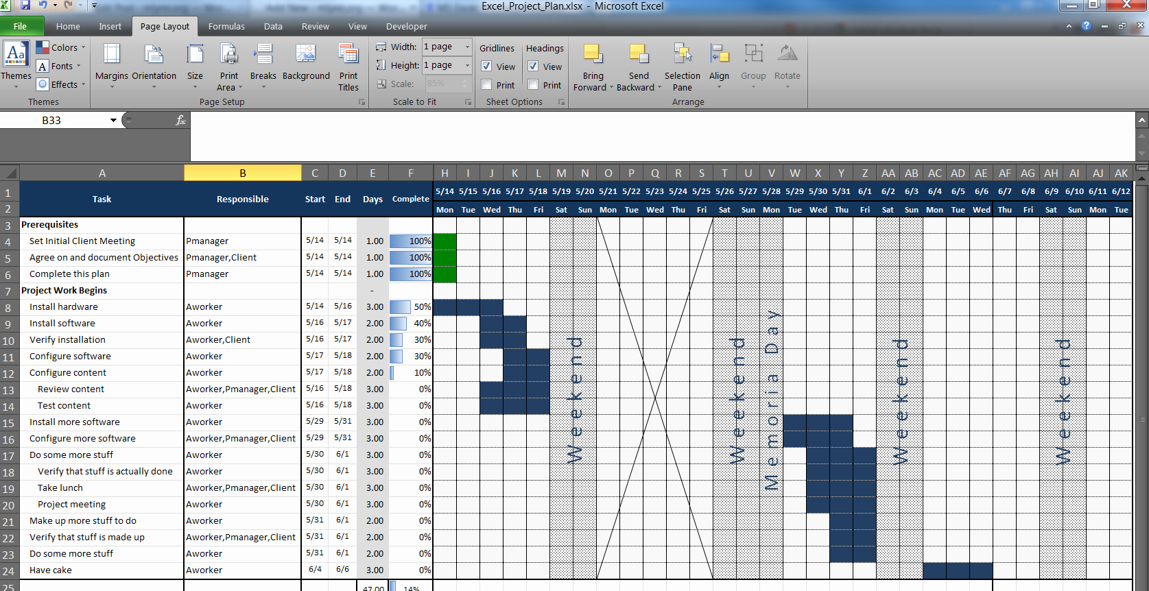 Project Tracking Template Excel Free Download Beautiful Free Excel Throughout Project Management Excel Free Download