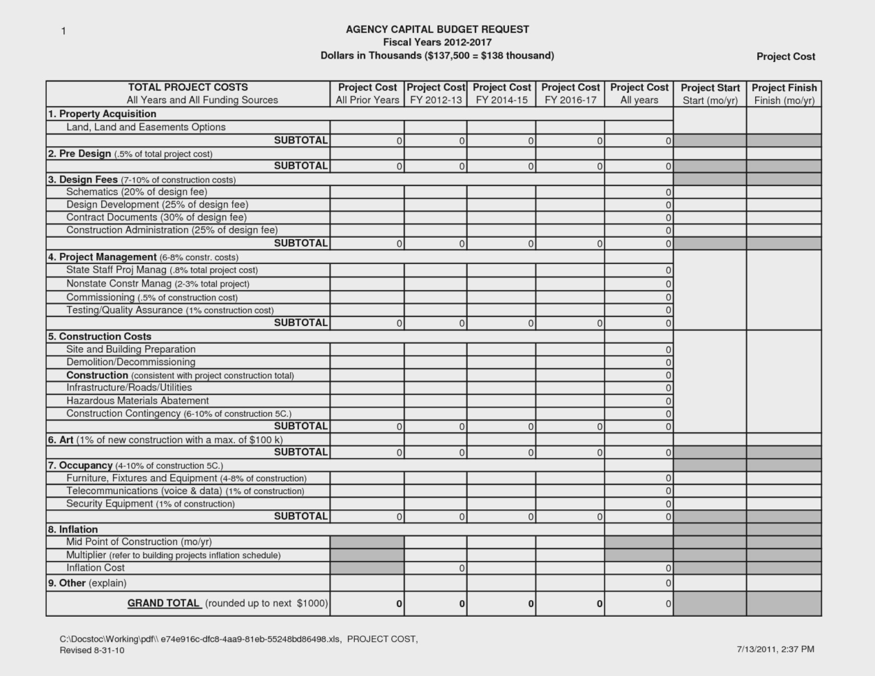 Renovation Project Management Spreadsheet Commercial Cost Estimator In Renovation Project Management Spreadsheet