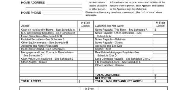 Sample Balance Sheet And Income Statement For Small Business Free To Income Statement Template Free