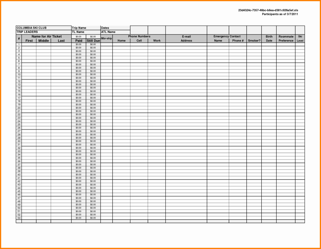 Sample Excel Accounting Spreadsheet Unique Download Blank Excel For Blank Accounting Spreadsheet