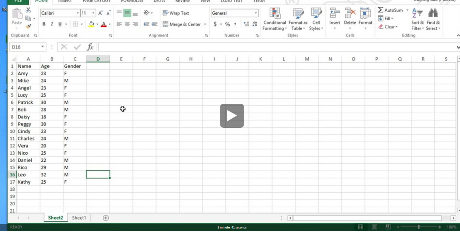 Sample Excel Sheet With Huge Data Sample Pdf Download Sample Excel With Sample Excel Spreadsheet With Data