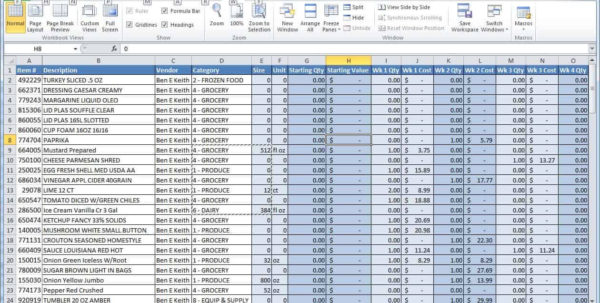 Sample Excel Spreadsheet Templates   Resourcesaver Throughout Download Excel Spreadsheet Templates