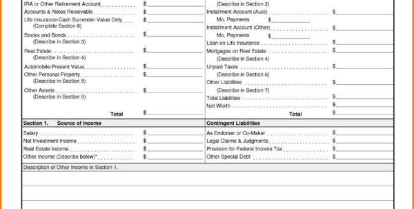 Sample Monthly Financial Report Excel Monthly Balance Sheet Excel For Monthly Financial Report Format In Excel