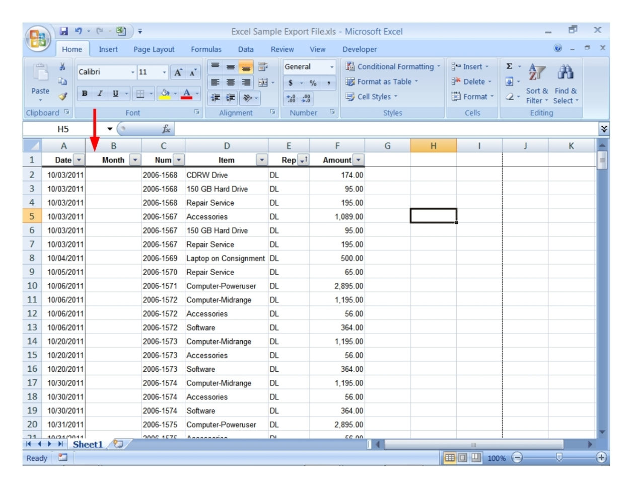 Sample Of Excel Spreadsheet With Data | Nbd Intended For Sample Throughout Sample Spreadsheet Data