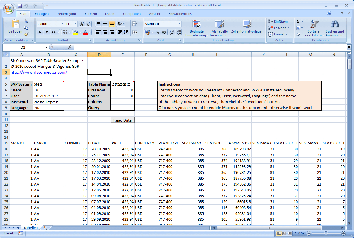 Sample Of Excel Spreadsheet With Data   Resourcesaver In Sample Of Excel Spreadsheet