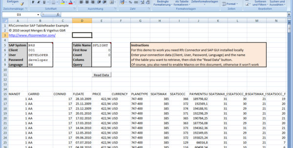 Sample Of Excel Spreadsheet With Data   Resourcesaver With Sample Excel Spreadsheet Templates
