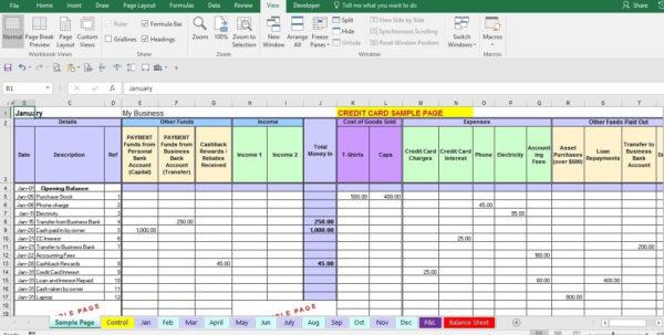 Sample Spreadsheet For Business Expenses   Zoro.9Terrains.co For Sample Spreadsheet For Business Expenses