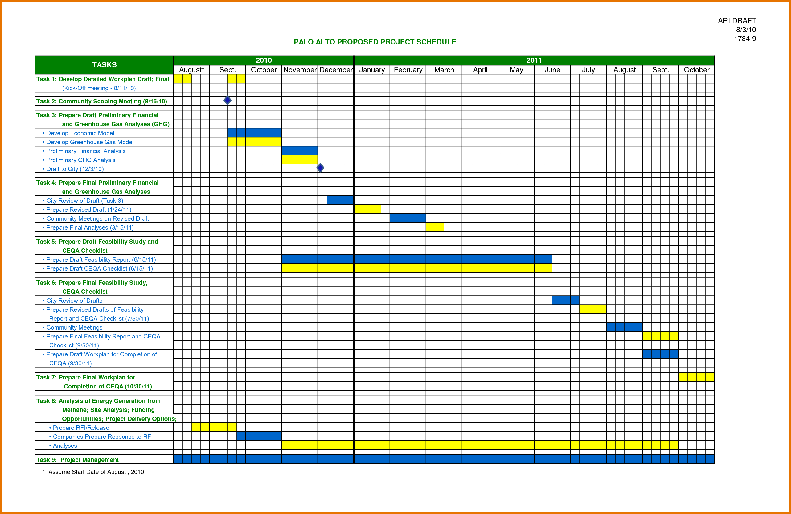 Schedule Excel Template   Zoro.9Terrains.co To Schedule Spreadsheet Template