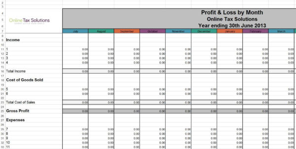 Self Employed Accounts Excel Template | Haisume And Self Employment To Self Employed Excel Spreadsheet Template