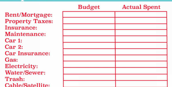 Simple Business Expense Spreadsheet Business Expenses Spreadsheet Within Simple Spreadsheet Template