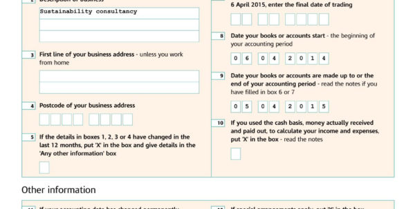 Sole Trader & Personal Tax – Green Accountancy With Bookkeeping Template For Sole Trader