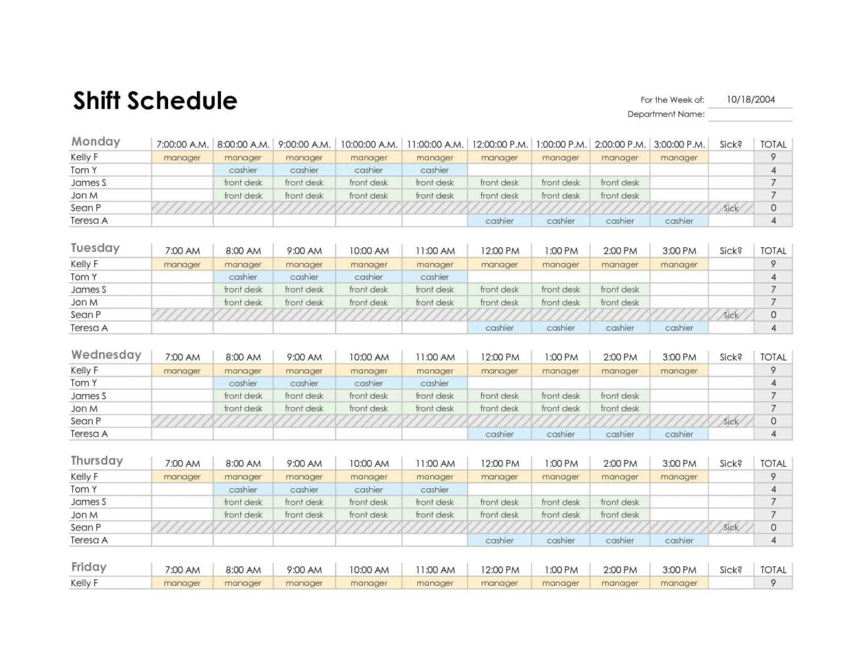 South African School Calendar 2019 Pdf Free Monthly Employee And Monthly Employee Schedule Template Free