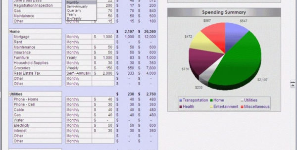 Spreadsheet Example Of Budget Excel Free Marketing Templatenload With Personal Budget Spreadsheet Template Excel