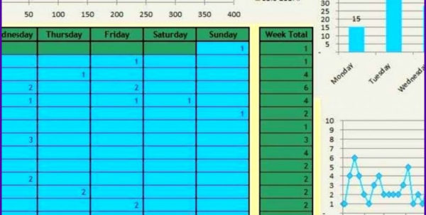 Spreadsheet Example Of Sales Tracking Template Screen Shot At Pm To Sales Tracking Spreadsheet Template