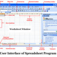 Spreadsheet Software Definition | My Spreadsheet Templates Within Spreadsheet Definition