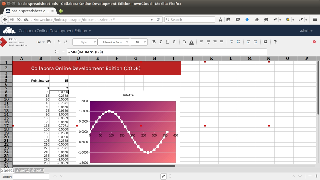 Spreadsheets Spreadsheet Editing Owncloud Together With Online With Online Spreadsheet