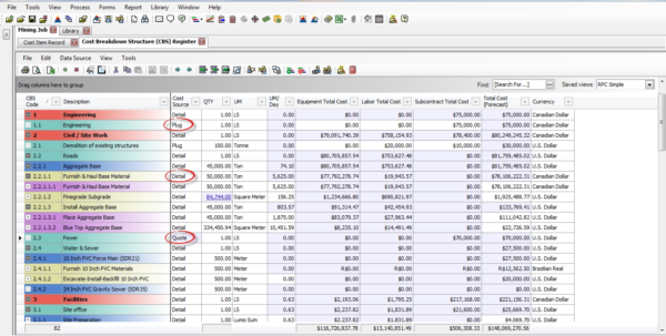 Templates Excel Spreadsheet For Construction Estimating And Construction Estimating Templates For Excel Free