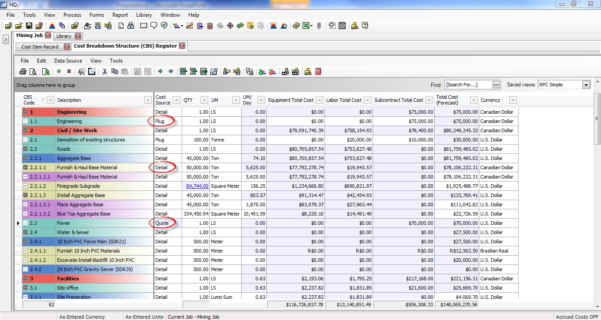 Templates Excel Spreadsheet For Construction Estimating Within Construction Estimate Form Excel