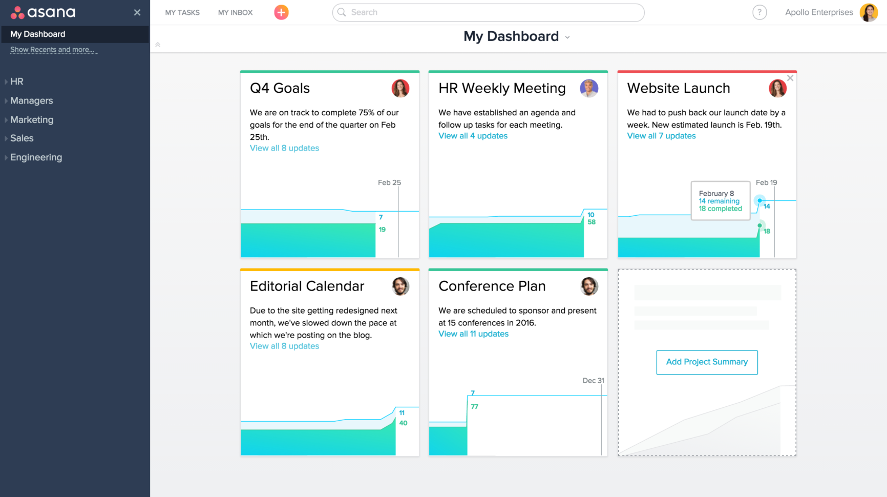 The 5 Best Project Management Dashboards, Compared With Construction Project Management Dashboard Excel