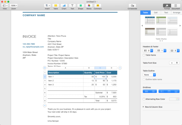 The Best Invoicing Software: 16 Apps To Get Paid For Your Work Inside Business Invoice Program