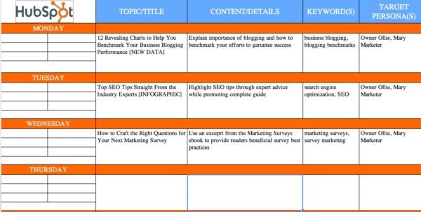 The Complete Guide To Choosing A Content Calendar Throughout Marketing Campaign Calendar Template Excel
