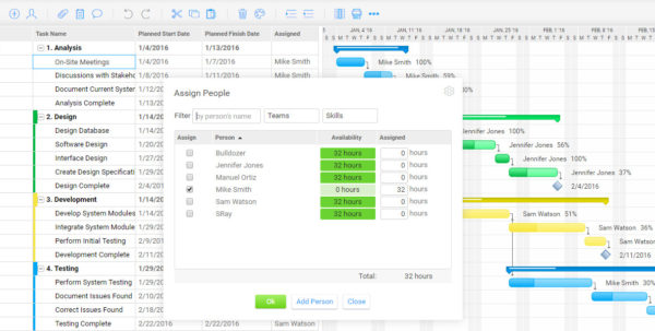 The Ultimate Guide To Gantt Charts   Projectmanager And Gantt Chart Template Online