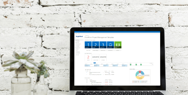 Top 5 Features In The All New Sharepoint Project Management Template With Project Management Templates For Sharepoint