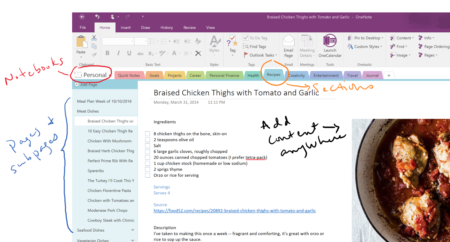 Use Onenote Templates To Streamline Meeting, Class, Project, And For Project Management Templates For Onenote