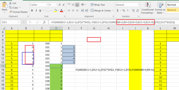 Vba   How To Make Dynamic Cell In Formula Based On Pointed Value In With Excel Spreadsheet Formulas Excel Spreadsheet Formulas Excel Spreadsheet Templates
