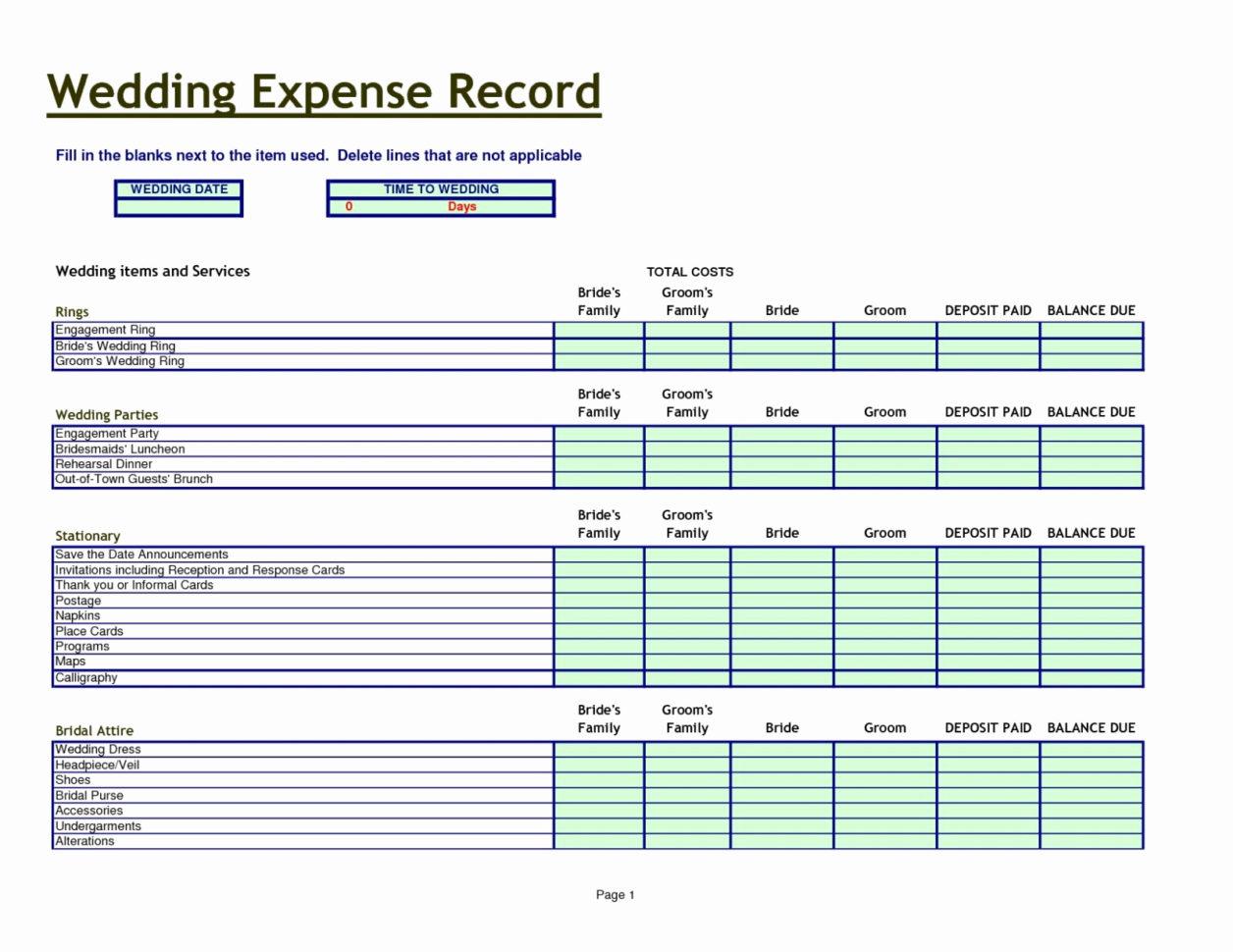 Wedding Planning Budget Spreadsheet Template Awesome Wedding Planner In Wedding Planning Spreadsheet Template
