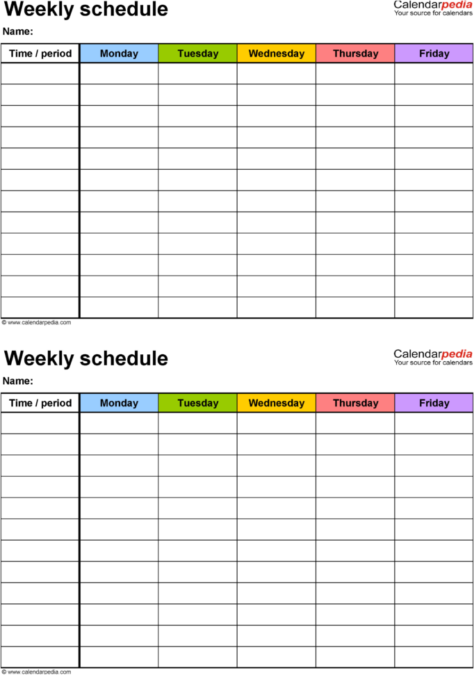Weekly Employee Shift Schedule Template Excel Unique Weekly Employee In Employee Shift Schedule Template Excel