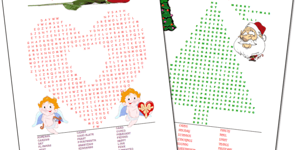 Word Search Maker | Custom, Professional Looking & Free! Within Worksheet Templates For Teachers
