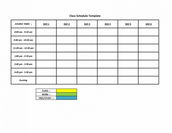 Work Schedule Template Printable Schedules Weekly Employee Compliant And Monthly Work Schedule Template Free
