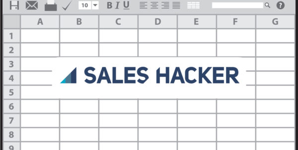 10 Free Sales Excel Templates For Fast Pipeline Growth Intended For Simple Sales Tracking Spreadsheet