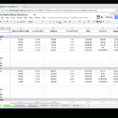 10 Ready To Go Marketing Spreadsheets To Boost Your Productivity Today Intended For Social Media Analytics Spreadsheet