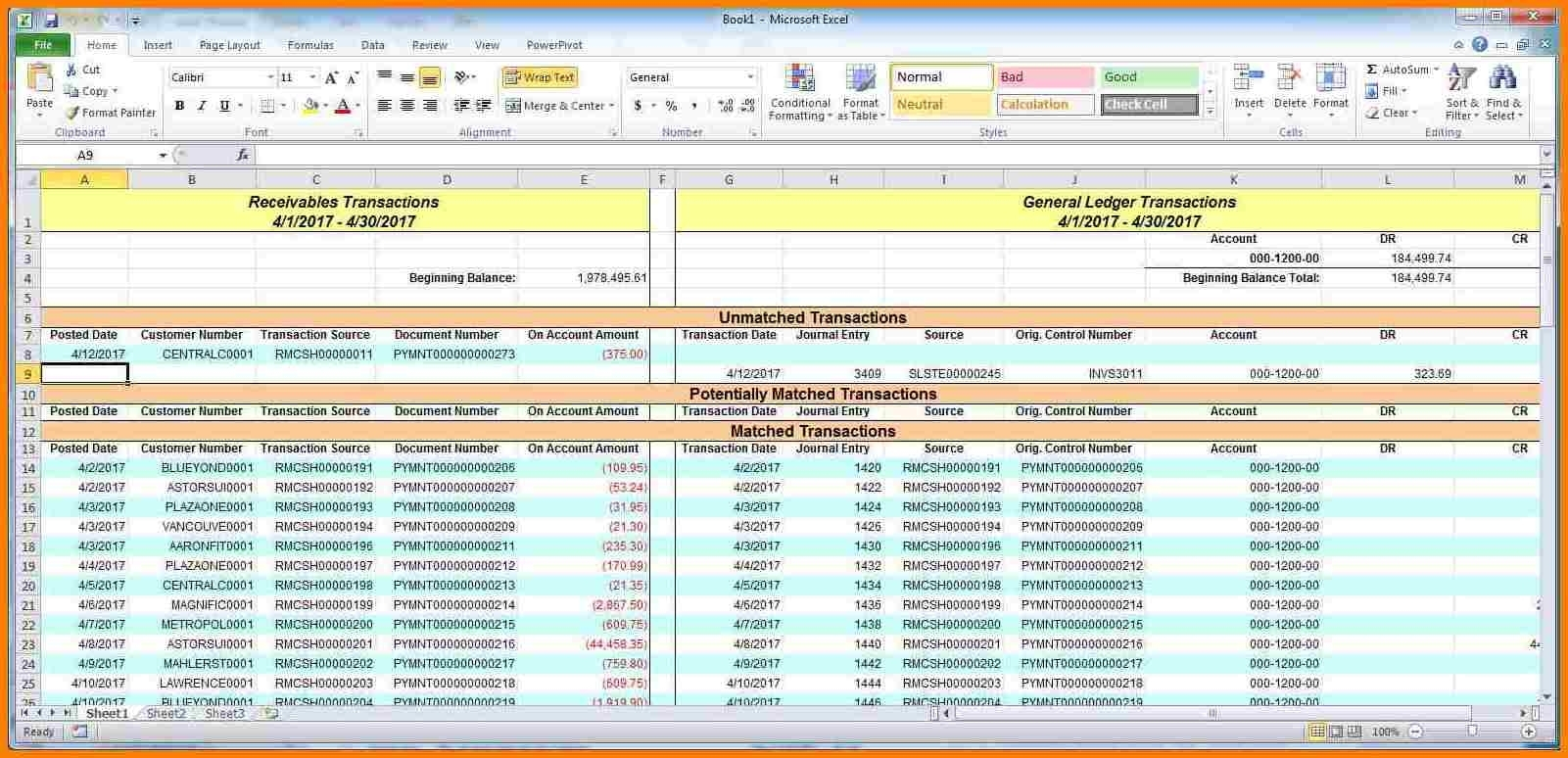 11 Accounts Payable Ledger Excel Template Microsoft | Ledger Entries With Free Accounts Payable Templates